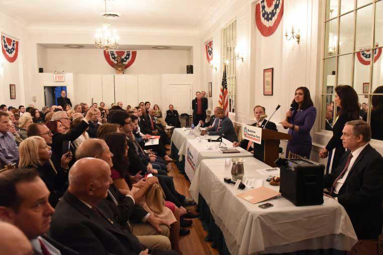 Emerging Greek-American Leaders